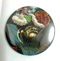 One Piece Can Badge Button Sir Crocodile Yakara UTAGE Mugiwara Eiichiro ... - $25.73
