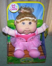Cabbage Patch Kids Sittin' Pretty Isabelle Lina July 3rd Doll New - $32.88