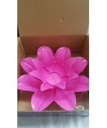 Swim Sportz Ambience Floating Holder Candle Swimming Pool Pond Decor Pin... - $19.79