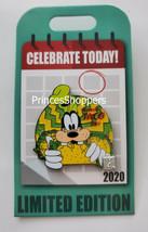 NWT Disney Parks 2020 Goofy Celebrate Today National Taco Day LE 4000 Pin - $22.76