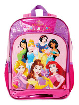 Disney Princess Backpack, Lavender - $38.99