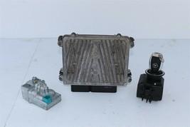 08-11 Mercedes C300 W204 Engine Computer Ignition FOB ECU EIS ISL Combo Set  image 1