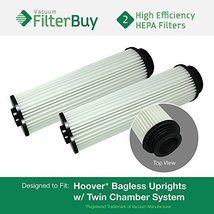 2 - Hoover WindTunnel, EmPower, Savvy Washable Long-Life HEPA Filters, P... - $15.98