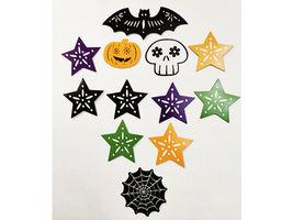 Sun Valley ReSale Halloween Scrapbooking 12x12 Kit, LOADED! image 11