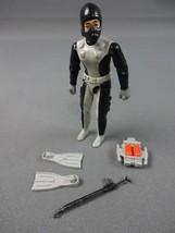 Vintage GI JOE Action Figure 1983 Torpedo 100% Broken Backpack Post - $11.57