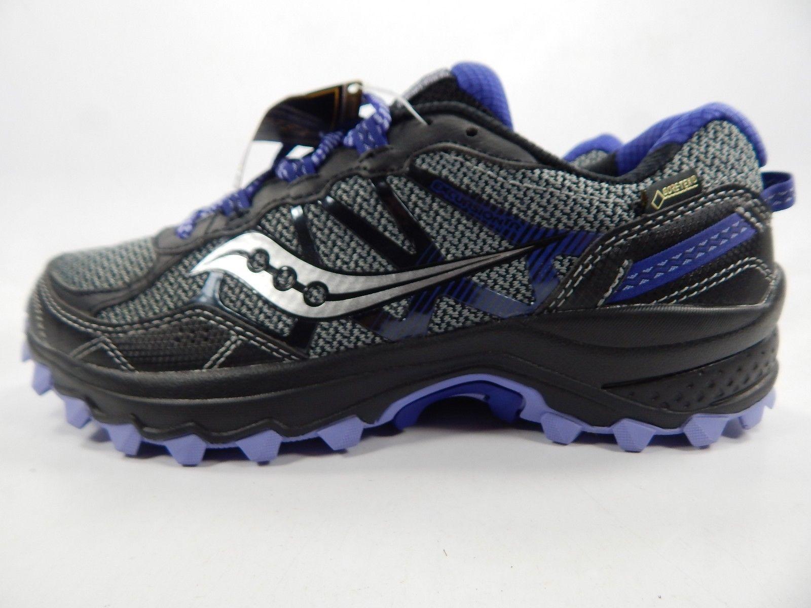 Saucony Excursion TR11 GTX Gore-Tex Size 7 M (B) EU 38 Women's Shoes S10394-1
