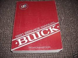 1991 Buick Roadmaster Service Réparation Atelier Shop Manuel Usinage Oem GM - $16.92