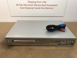 Phillips Magnavox MRV660 Progressive Scan DVD +R/+RW Recorder Player W/ ... - $69.29
