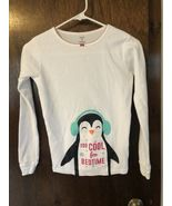 Carter's 'Too Cool for Bedtime' Long Sleeve Thermal - Size 14 - $8.00
