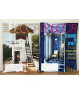 2 Elle Decor Magazines January/February October 2018 Seville Architects ... - $14.99
