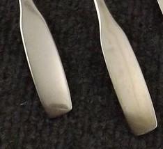 "Oneida Paul Revere Lot of 4 Salad Forks 6 1/2"" Fiddle Oar Shape-3 Sets Available - $19.95"