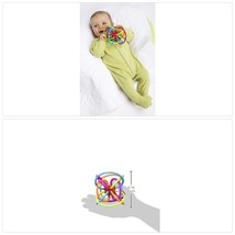 Manhattan Toy Winkel Rattle and Sensory Teether Toy - $15.83