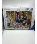New! Ravensburger Disney 101 Dalmations 1,000 Piece Collector's Edition ... - $37.05