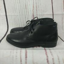 Men's Salvatore Ferragamo World Metro Chukka Boots Size 8 EE/EEE Black L... - $148.49