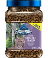 Blue Buffalo Wilderness Grain Free Crunchy Cat Treats - $11.99+