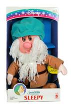 "Mattel Disney Snow White and the Seven Dwarfs Sleepy Figure 13"" - $34.64"