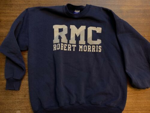 Robert Morris University Champion sweatshirt Vintage Made In USA XL