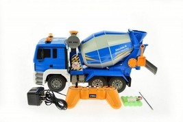 CIS E518-003 1-20 Scale Remote Control Cement Mixer Truck with Rotating ... - $61.86