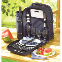 Picnic Backpack Set forFour Summerfield Terrace  - $41.95