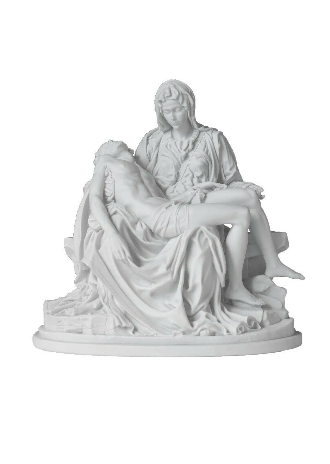 "Primary image for 10.5"" La Pieta Jesus Mary Michelangelo Catholic Religious Statue Made in Italy"