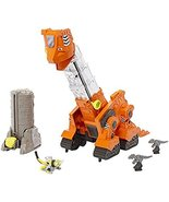 "Mattel Dinotrux Skya's Tall Tail Slide Vehicles 15"" Large Toy Gift  - $137.65"