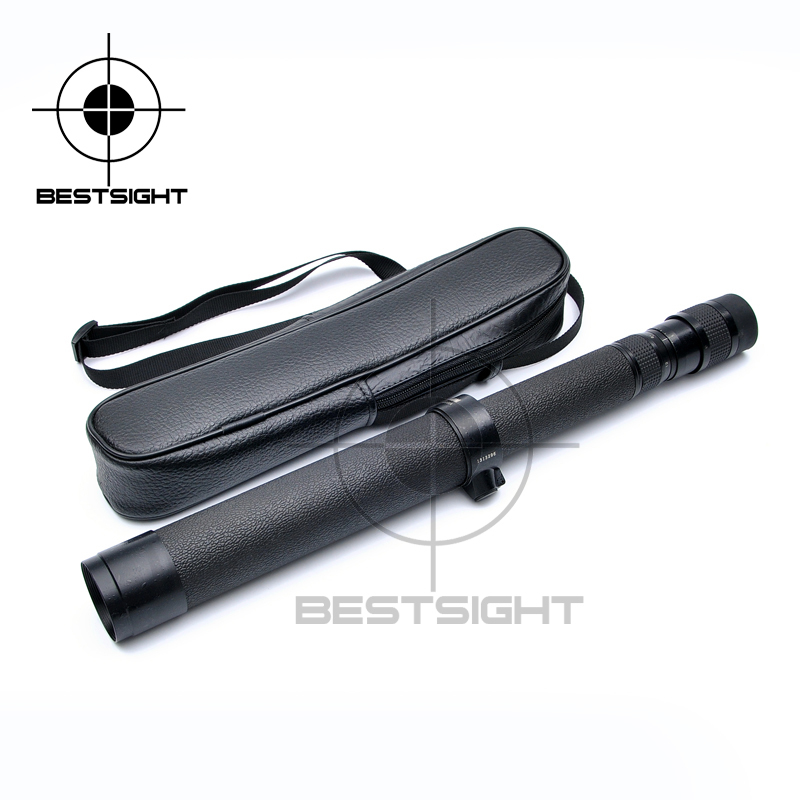 N binoculars high times 8 24x40 zoom monocular telescope astronomical telescope with leather bag