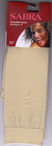 Trouser Socks, Ladies, Tan Color, Size 9-11, By Gold Medal, Brand New - $5.29