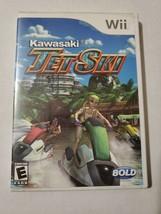 Kawasaki Jet Ski  (Nintendo Wii, 2008) - $5.00