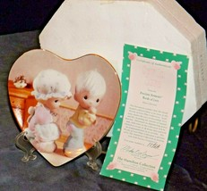 """""""Sew In Love"""" Precious Moments - The Hamilton Collection by Sam Butcher AA20-CP2 image 2"""