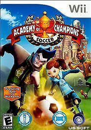 Academy of Champions: Soccer (Nintendo Wii, 2009)