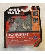 "Spin Master Star Wars Box Busters ""Battle Of Yavin"" - $3.67"