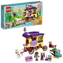 LEGO Disney Princess Rapunzel's Traveling Caravan 41157 Building Kit (32... - $39.99