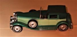 """1975 LESNEY MATCHBOX MODELS OF YESTERYEAR Y-4 1930 MODEL """"J"""" DUESENBERG  - $9.95"""
