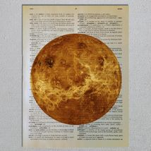 Choose a Science Biology Chemistry Physics Astronomy Dictionary Art Print image 12