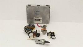 2001 Lexus RX330 ECU Immo Ignition Door Trunk Glovebox Lock Fob Combo Set