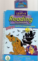 LeapFrog  Leap 2- Reading - Scooby - Doo! and The Haunted Castle - $4.50