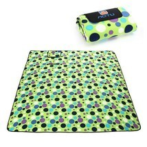 200*200cm Camping Mat Beach Picnic Mat Folding Outdoor Waterproof Multip... - €41,60 EUR
