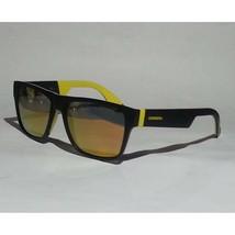 CARRERA 5005SP Men Sunglasses Rectangular Shape Gold Mirrored Lens  - $77.55