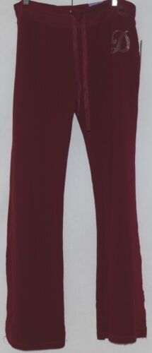 Dodo Wine Drawstring Jogging Pants Size 2 Extra Large DWP 2201
