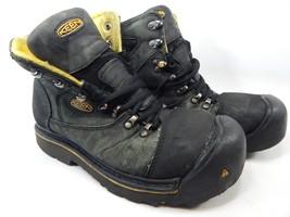 Keen Milwaukee Size US 8.5 M (D) EU 41 Men's Steel Toe Work Boots Shoes 1009173