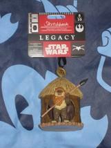 Disney Store EWOK 2018 Star Wars Legacy Sketchbook Ornament. NEW.  - $22.76