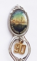 Collector souvenir spoon usa nevada laughlin colorado belle  1  thumb200