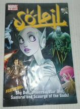 Soliel # 1 Sampler 2008 Marvel - $0.99
