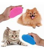 Hoomall® Comb Rubber Dog Cats Hair Brush Pet Cleaning Oval Bath Brush Dog - $3.64