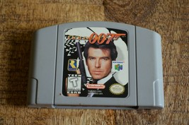 GoldenEye 007 by Rareware (Nintendo 64, 1997) N64 Video Game cartridge only - $24.18