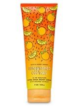 Bath & Body Works Sun-Washed Citrus 24 HR Moisture Body Cream 8oz/226ml New - $10.60