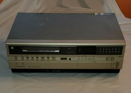 Vintage Toshiba VCR V-9200T untested turns on clock sets as-is - $279.57