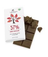 Vegan chocolate: Lake Champlain Dark Chocolate bar 3-pack (57% dark) - $33.66