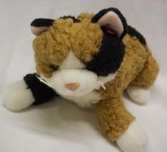 "TY Beanie Buddies CALICO CAT 12"" Plush STUFFED ANIMAL Toy - $19.80"