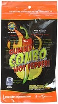 Spicy Gummy Hot Chilli Pepper Candy Challenge - Jalapeno, Habanero, Ghost
